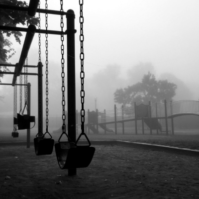 Swingset by Genelle Chaconas